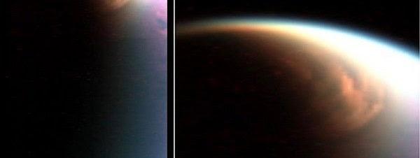 Las exóticas nubes de Titán dejan sin habla a los científicos