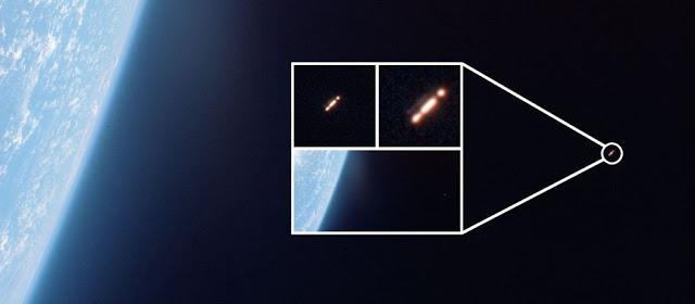 """Las imágenes de la misión Gemini muestra """"pruebas innegables"""" de OVNIs orbitando alrededor de la Tierra"""