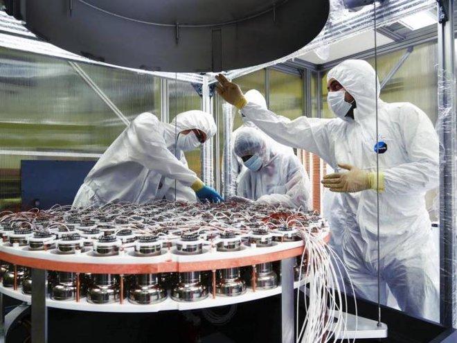 Las partículas de materia oscura deben ser más pequeñas de lo quepensábamos