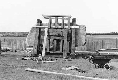 Los 17 templos ocultos de Stonehenge