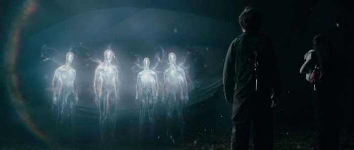 Las malas vibraciones de los alienígenas parásitos de los Lux