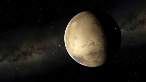 Marte en el cielo nocturno: cómo ver el brillo de marte más cerca que nunca