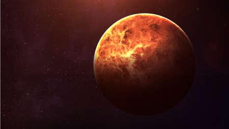 La duración de un día en Venus siempre ha sido un misterio.Ahora podemos saber por qué