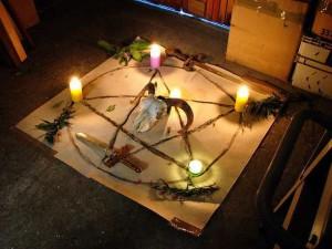 Oleada de ritos satánicos en la actualidad