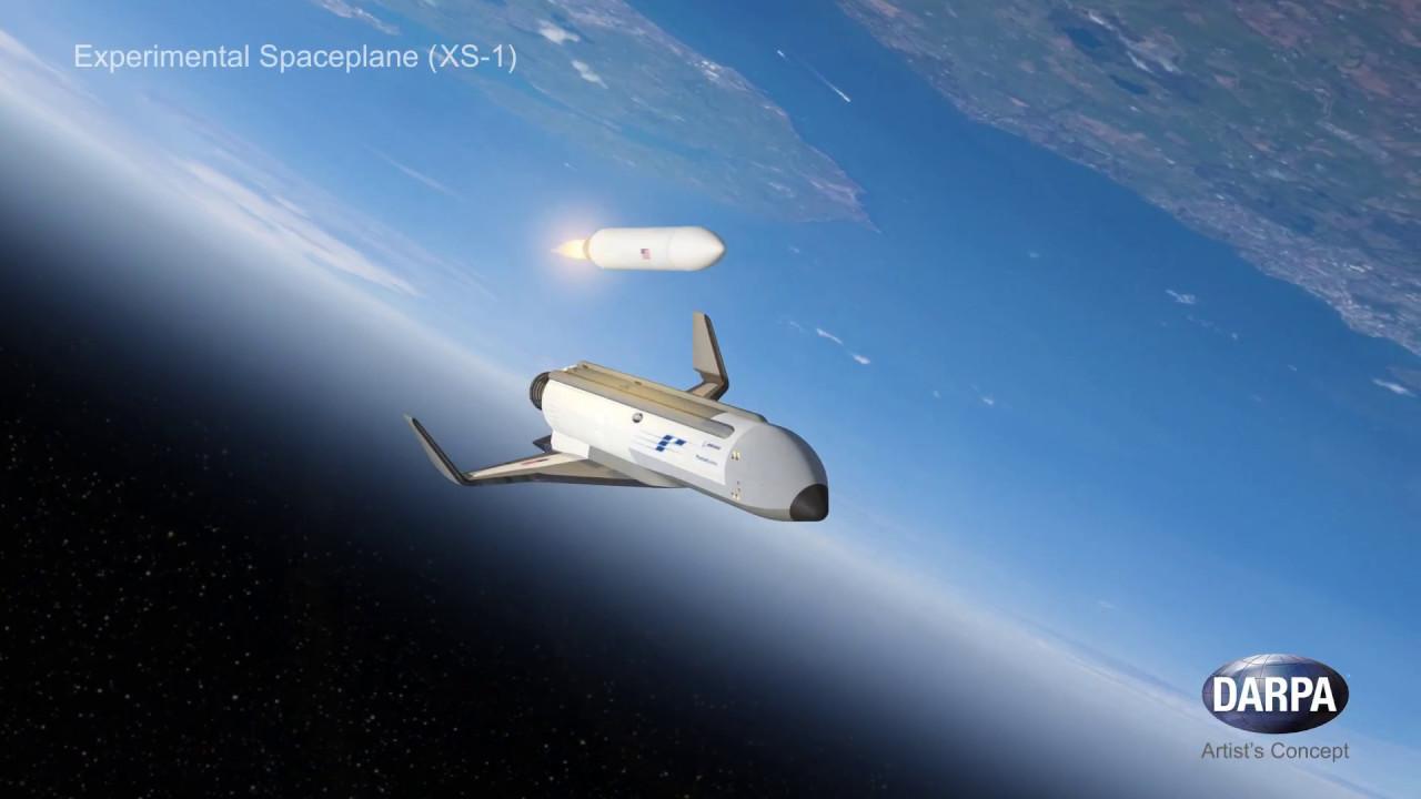 Prueban con Éxito el Motor de la Primer Nave Espacial Hipersónica