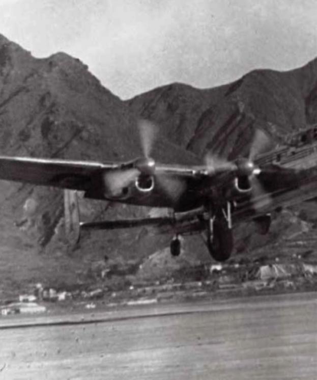 S-T-E-N-D-E-C: el vuelo que desapareció sin dejar rastro