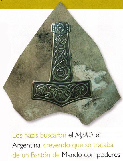 Talismanes y reliquias como fuentes de poder