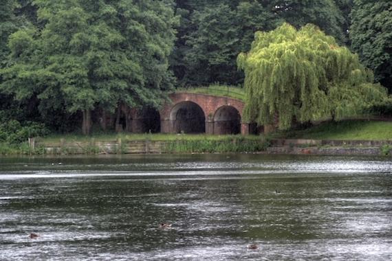 Los misteriosos gnomos de Wollaton Park