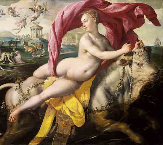¿Eran extraterrestres los dioses del olimpo?