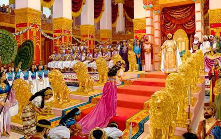 La fascinante mina perdida de Ofir, el oro del rey Salomón