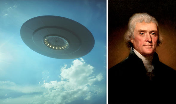Alerta OVNI: Carta al presidente Jefferson puede ser la visita registrada más temprana deOvnis