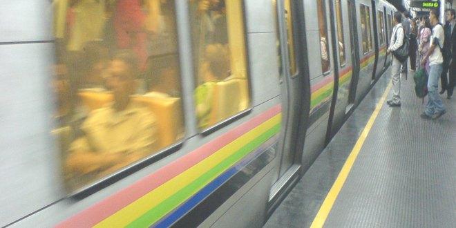 Apariciones fantasmales en el metro