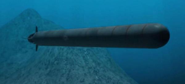 Así es Poseidón, el torpedo más destructivo del mundo