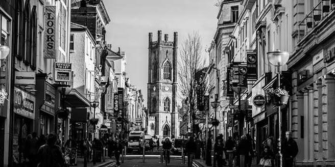Bold Street ¿Un portal en el tiempo?
