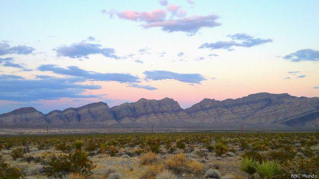 La carretera de los extraterrestres: Puerta de entrada a la misteriosa Área 51