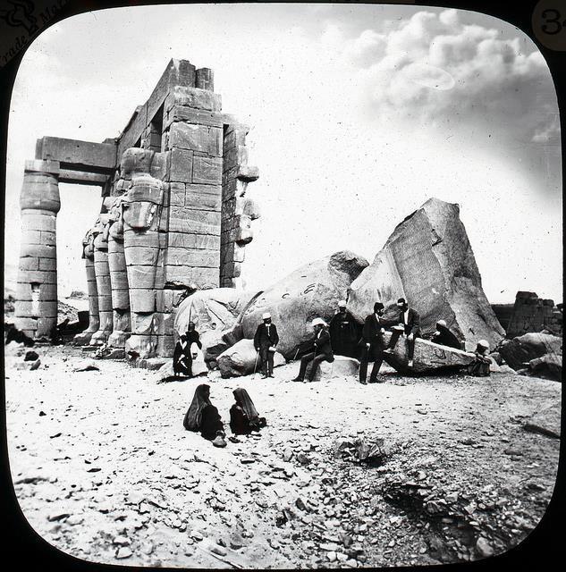 Las 5 piedras más grandes movidas en la antigüedad