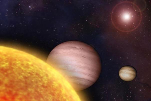Nuevas evidencias avalan que una estrella rebelde alteró al Sistema Solar
