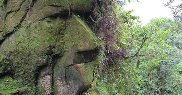 El rostro de Amarakaeri: una enorme cara antigua escondida en lo profundo de la Amazonia peruana [VÍDEO]