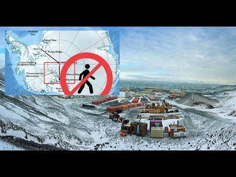 Por Qué La Antártida Es La Única Ubicación En Nuestro Planeta Que Está Prohibida Para Los Civiles?