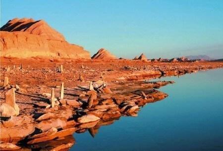 Continua el Enigma de las Misteriosa tubería de 150,000 años de antigüedad descubierta bajo la pirámide china