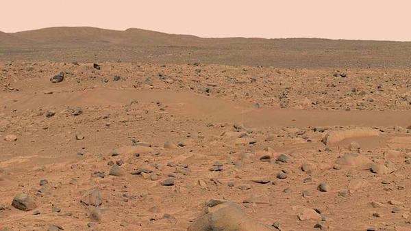 De dónde procede el polvo de Marte