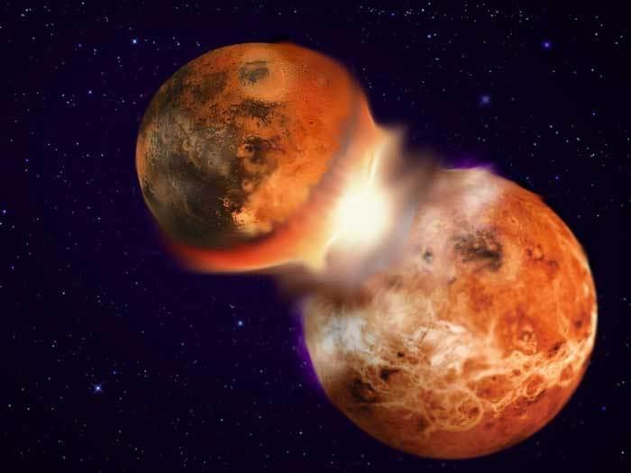 DIAMANTES ENCONTRADOS EN UN METEORITO SON EVIDENCIA DE PLANETAS ANTIGUOS EN NUESTRO SISTEMA SOLAR