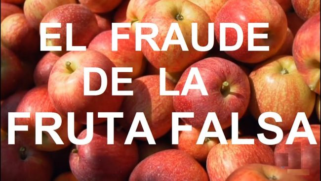 documental el fraude de la fruta 650x366 - Documental - El fraude de la fruta falsa | La noche temática