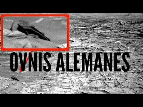Documental la historia de los ovnis en la tierra alianza espacial alemana