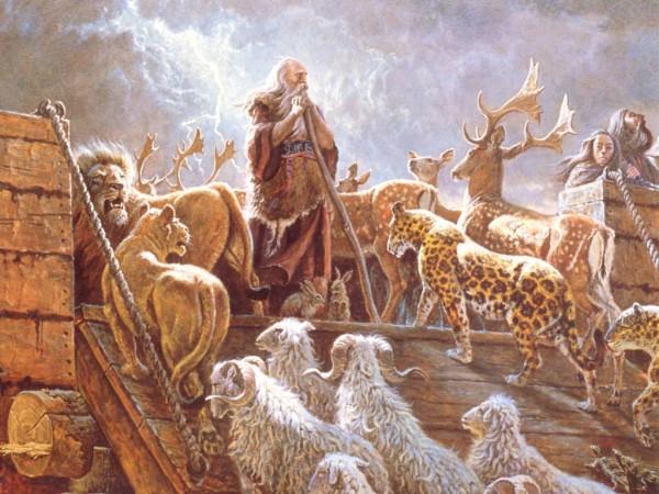 El Arca de Noé y el mito sumerio de ZIUSUDRA Y UTNAPISHTIM