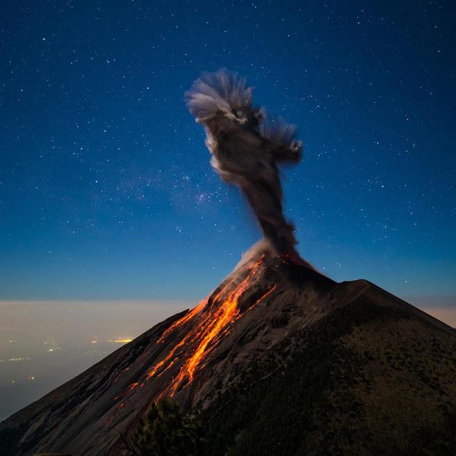 El Despertar De Los Volcanes……..¿Por Qué Aumentan Las Erupciones VolcáNicas Y Los Terremotos Por Todo El Mundo?