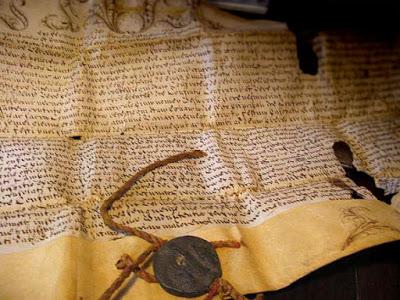 El Documento Que Nos Convirtió En Esclavos