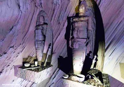 esta el gobierno de ee uu encubriendo grandes hallazgos arqueologicos en el gran cañon 1 5 400x282 - Esta el Gobierno de EE UU encubriendo grandes Hallazgos Arqueológicos en el Gran Cañón?