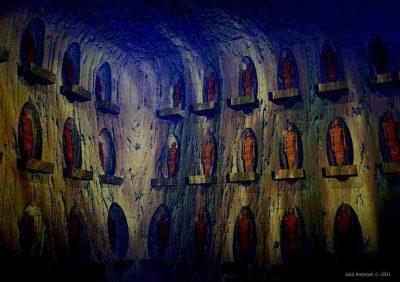 grandcanyonlegends 400x282 - Esta el Gobierno de EE UU encubriendo grandes Hallazgos Arqueológicos en el Gran Cañón?