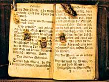 Huellas De Fuego: ¿Mensajes Del Purgatorio?