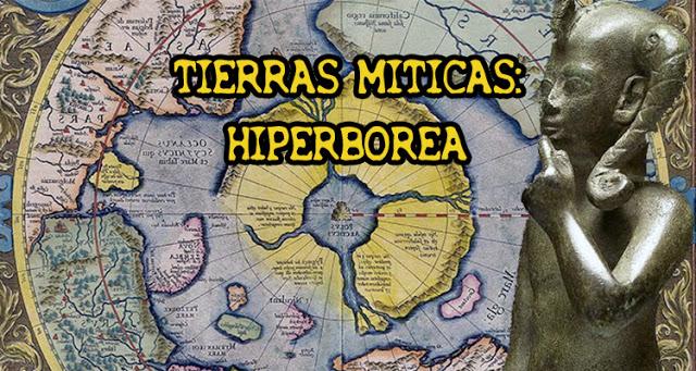 La leyenda de Hiperbórea: lugar de origen de los Dioses.