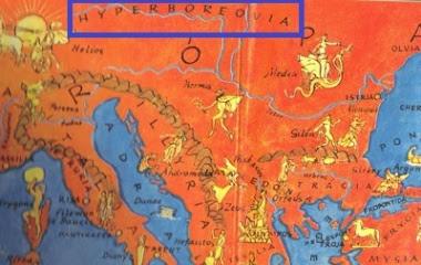 la leyenda de hiperborea lugar de origen de los dioses 1 1 - La leyenda de Hiperbórea: lugar de origen de los Dioses.