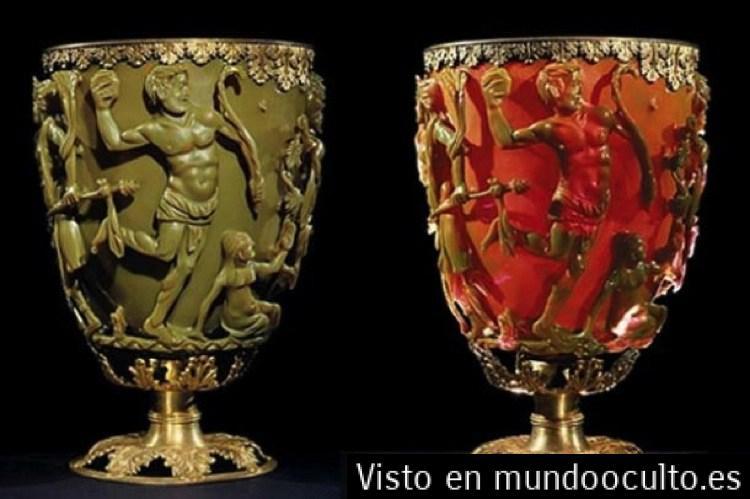 La leyenda del romano que inventó el cristal flexible