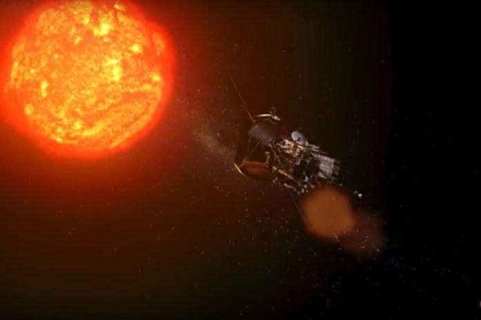 La nave que tocará el sol