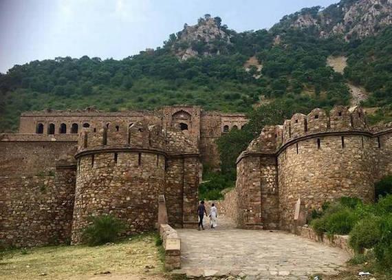 Las Misteriosas Ruinas Malditas De La India