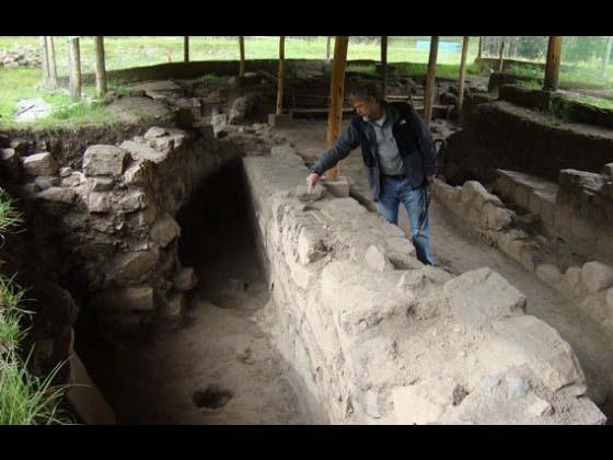 Los Anunnaki y los canales de Chavín