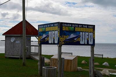 Los nietos de Jacques Cousteau y el infame incidente OVNI de Shag Harbor