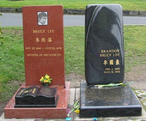 Muerte de Bruce Lee