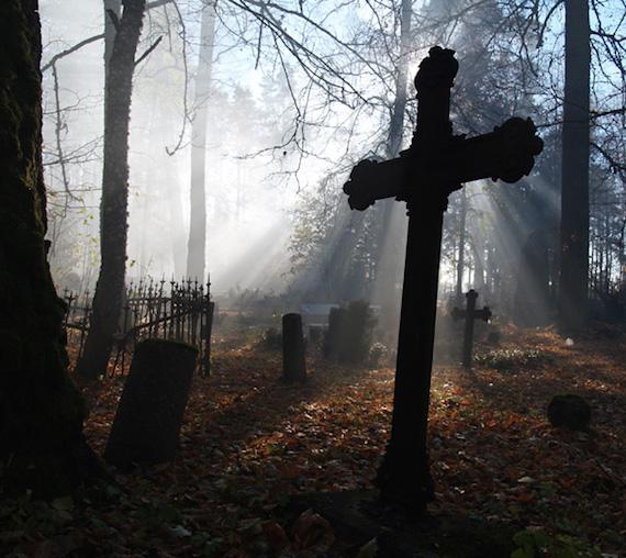 Muerte y fantasmas en la zona muerta maldita I-4