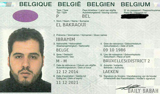 pasaportes milagrosos y ordenadores portatiles en la basura ¿que tienen en comun el 11 s y los bombardeos en belgica 1 2 - Pasaportes milagrosos y ordenadores portátiles en la basura: ¿Qué tienen en común el 11-S y los bombardeos en Bélgica?