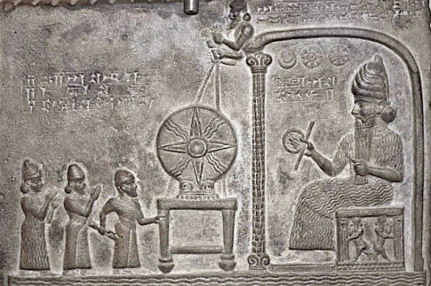 QUE CONECCION TENIAN LOS SUMERIOS DE MESOPOTAMIA CON LA ANTIGUA CULTURA AZTECA?