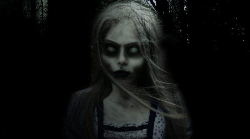 un fantasma escalofriante la dama blanca - Inic.