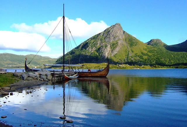 Un nativo americano llevado a Islandia antes de que colon descubriera América