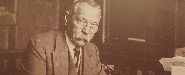 Una carta inédita de Sir Arthur Conan Doyle confirma que podía hablar con los muertos