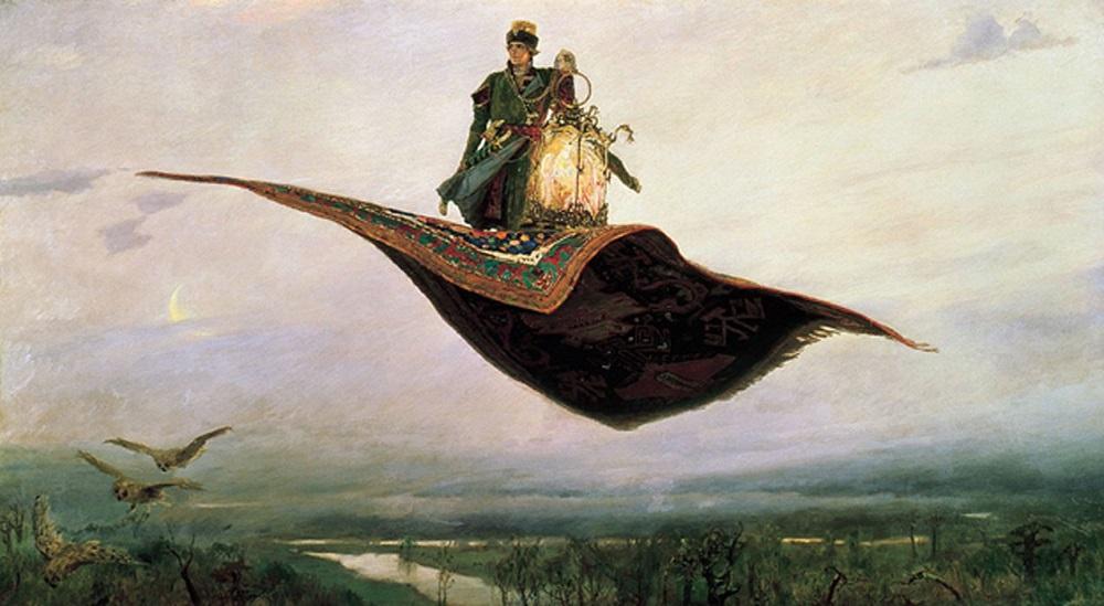 El Kebra Nagast – Rey Salomón y el misterio de las alfombras voladoras