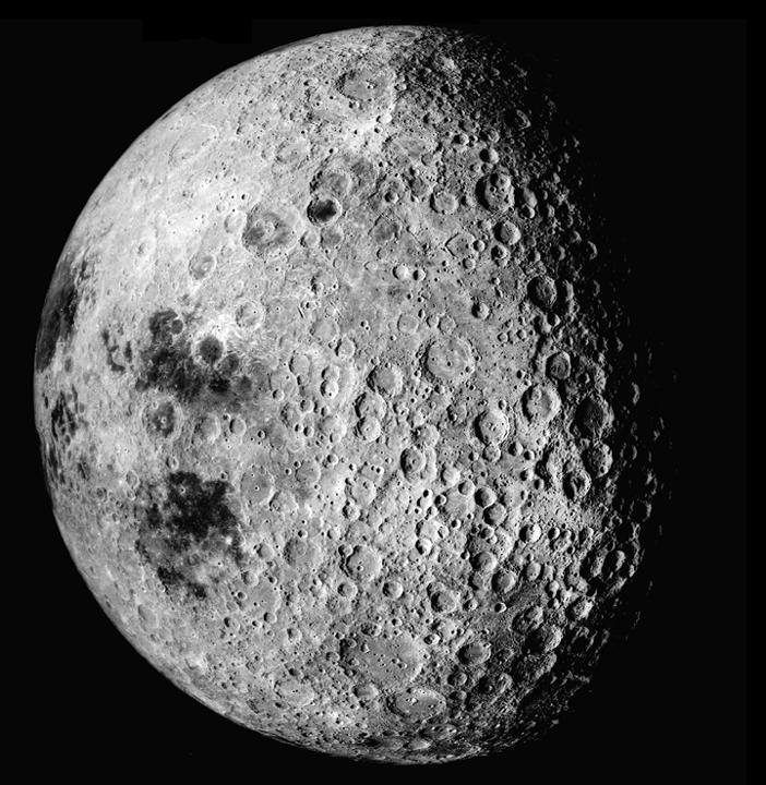 La luna pudo haber sido habitable durante su historia temprana: dos veces